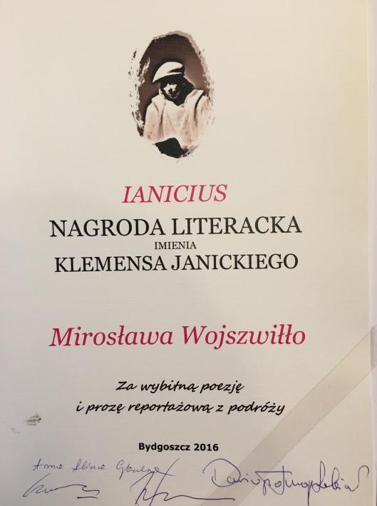 Wiersze Mirosława Wojszwiłło